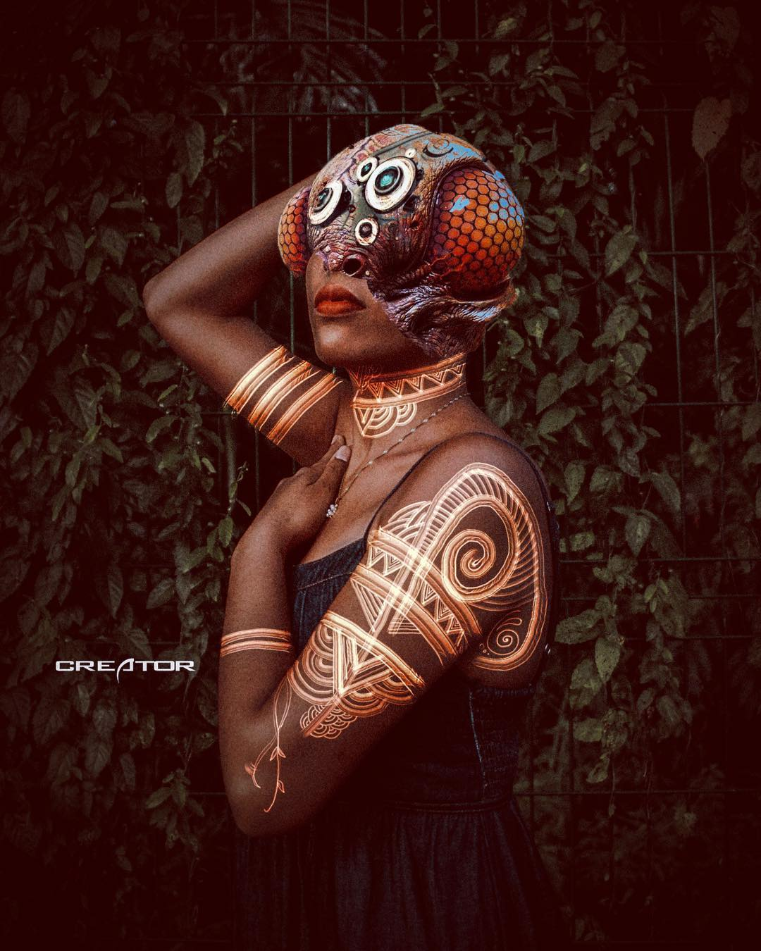56213761 146858769694334 2874955668846915073 n - The Nigerian Anonymous Digital Artist whose Work Will Make You Shiver!
