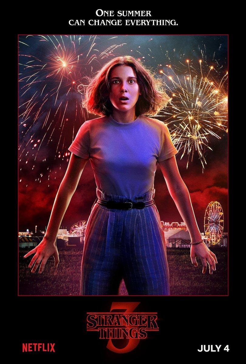 D7B9n0wWwAAXVH3 - Stranger Things Season 3:New Character Posters and Sneak Peak.