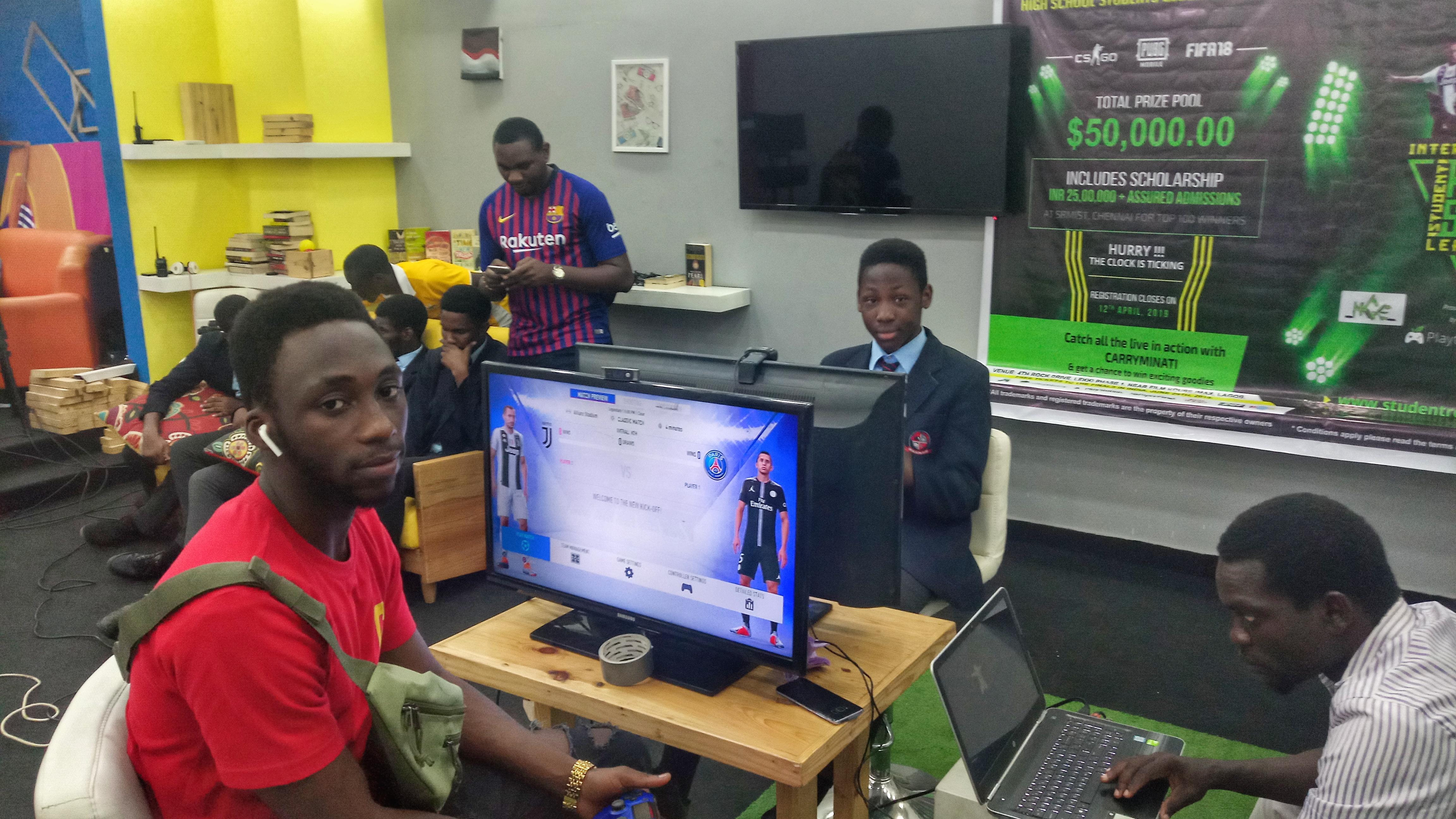 IMG 20190524 161924 4 01 - International Student Rockstar League Holds Nigerian Qualifiers.