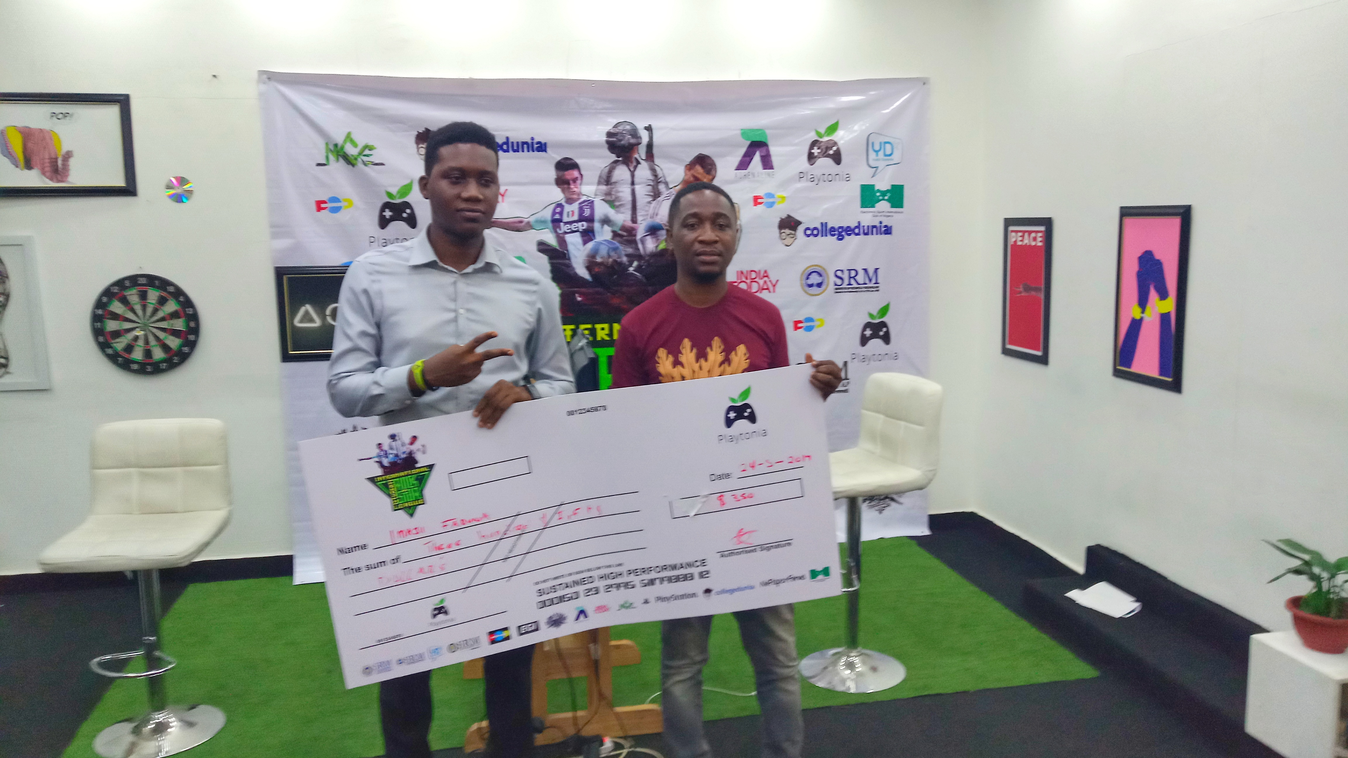 IMG 20190524 173043 2 01 - International Student Rockstar League Holds Nigerian Qualifiers.