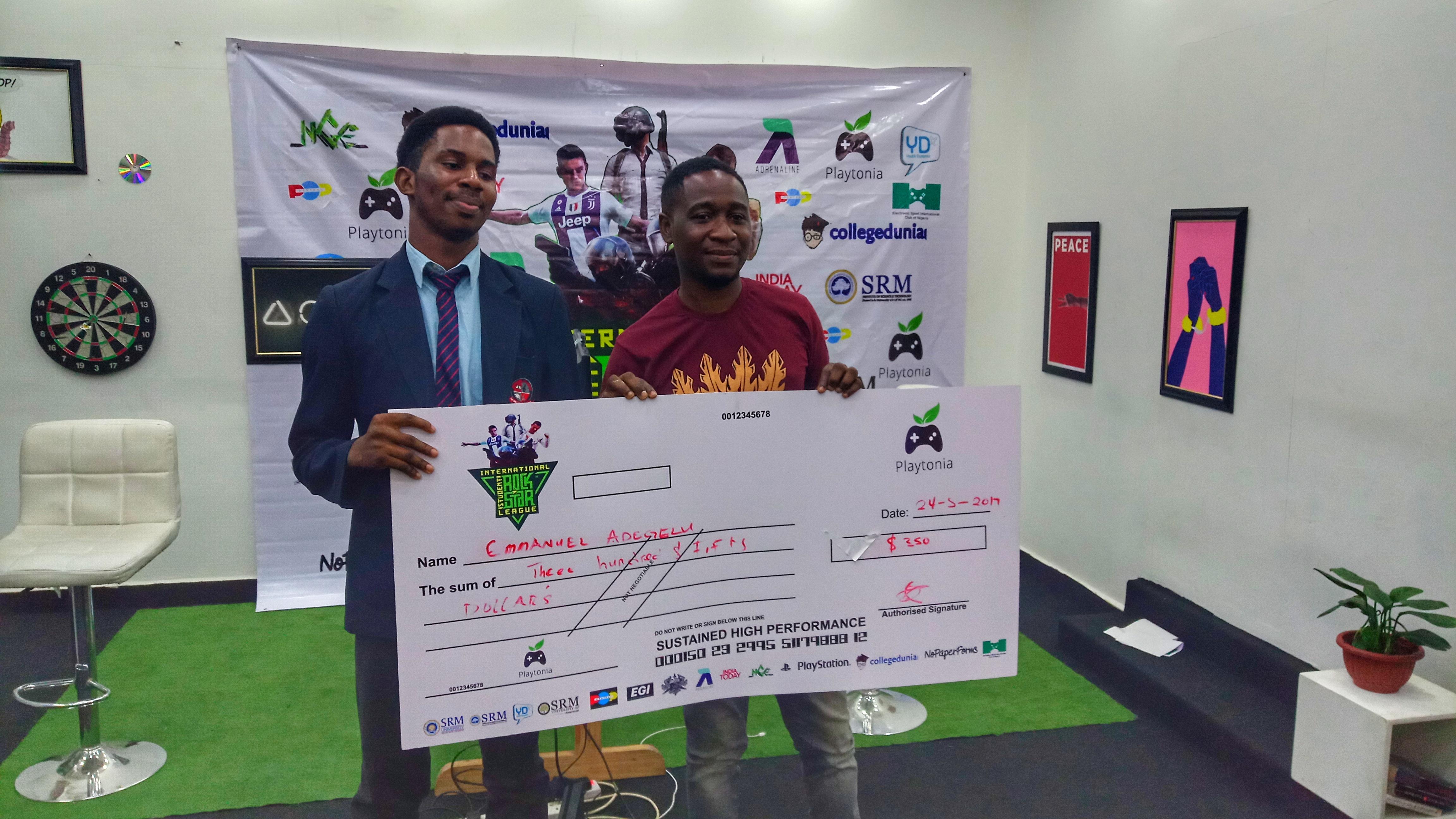 IMG 20190524 173137 5 01 - International Student Rockstar League Holds Nigerian Qualifiers.