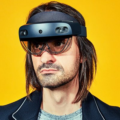 alex kipman - Microsoft Mixed Reality Fellow Alex Kipman To Visit Nigeria and here is why.
