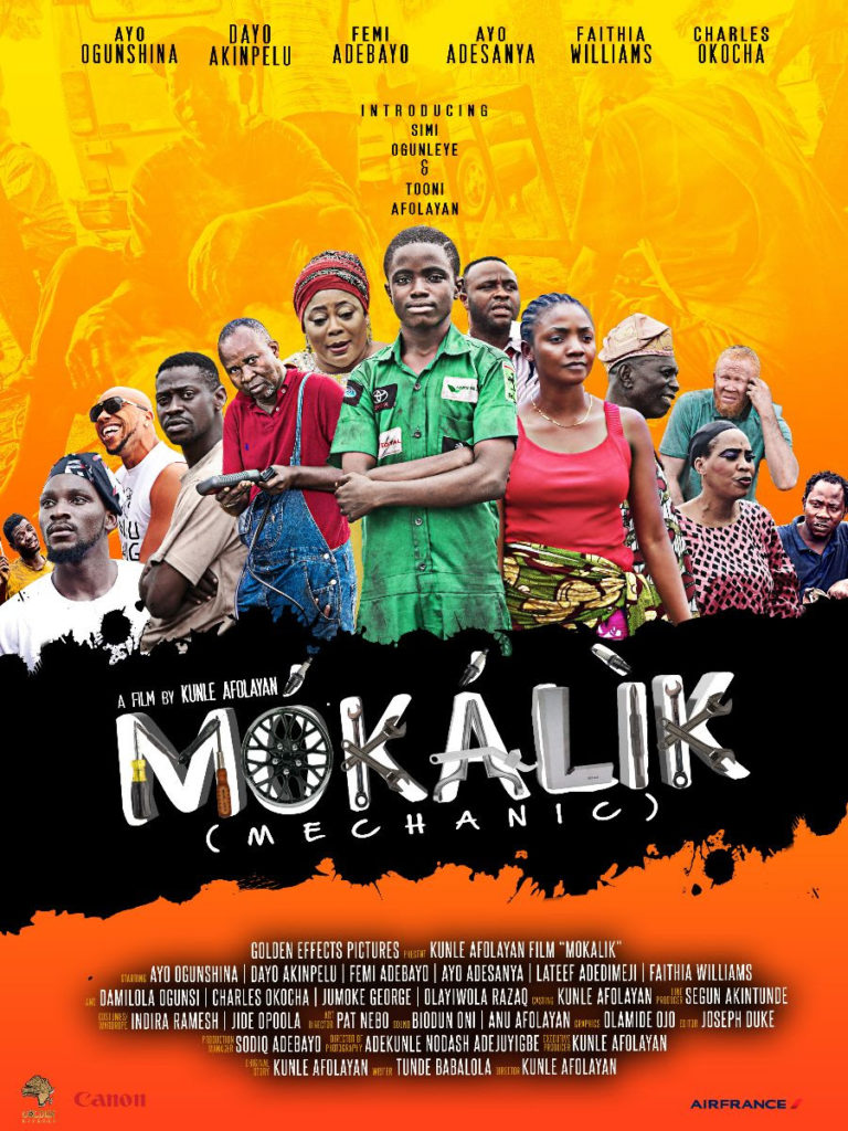 mokalil poster - Can Kunle Adejuyigbe ''The Delivery Boy'' Deliver at the NGN Box Office?