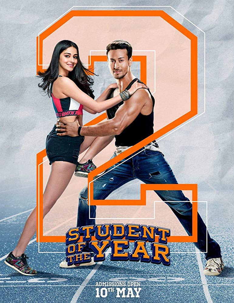soty2 - ''Student of the Year 2'' Receives Horrible Reviews, Debuts 1.6 Million Naira Box Office.