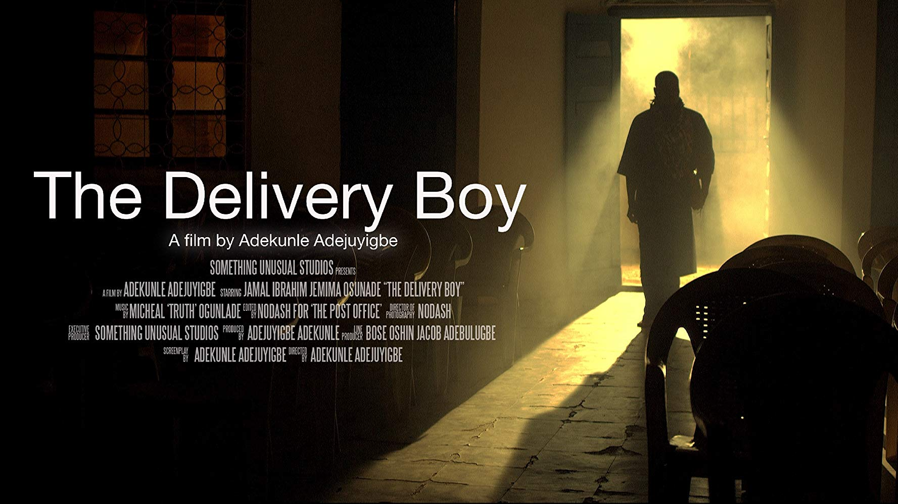 tdb 1 - Can Kunle Adejuyigbe ''The Delivery Boy'' Deliver at the NGN Box Office?