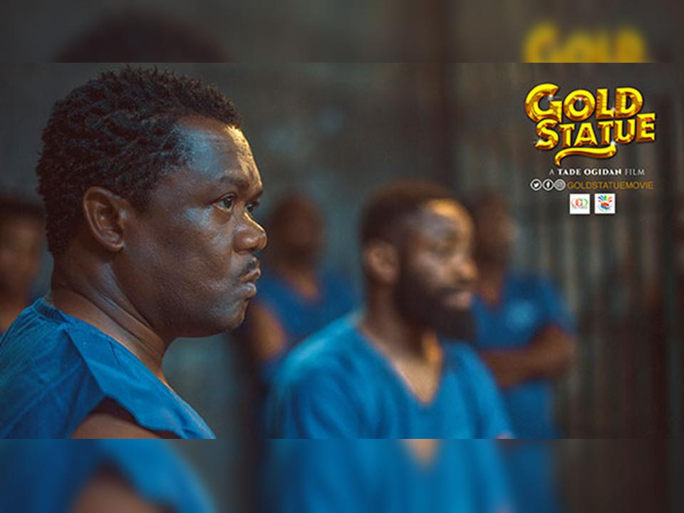 tgs 1 1 - Tade Ogidan's Gold Statue hits 6.3 Million Naira Weekend Box Office.