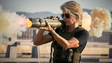 tt2 390x220 - New Terminator: Dark Fate Shows Sarah Connor is Back as BadAss Fighter.