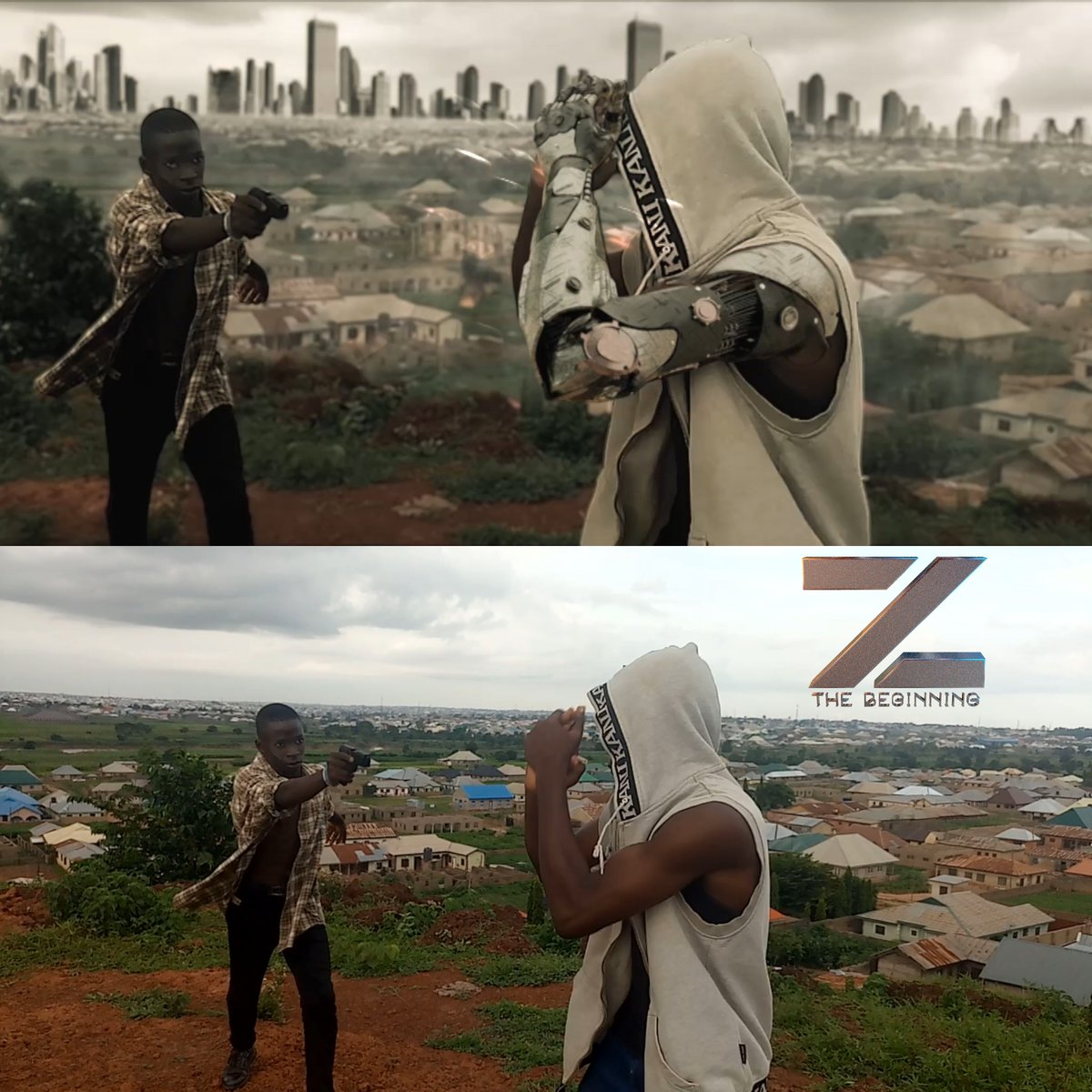 D56epbHW4AEBndv - Read The Incredible True Story of the Young Kaduna Sci-Fi filmmakers