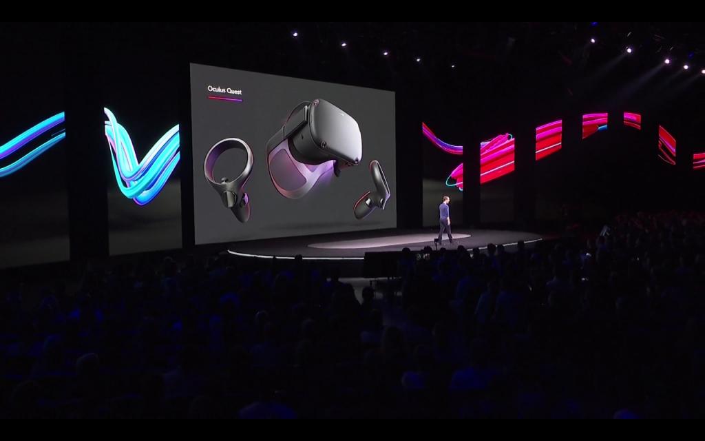 Oculus Quest 5 1024x640 - Beat Saber VR Has Got New 360 Degree Mode - Watch Video