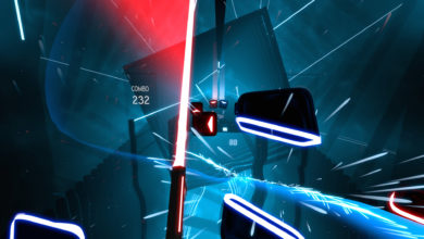 beat saber 2 390x220 - Beat Saber VR Has Got New 360 Degree Mode - Watch Video