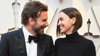 brad 390x220 - Twitter Goes Wild After News of Bradley Cooper Split With Baby Mama.