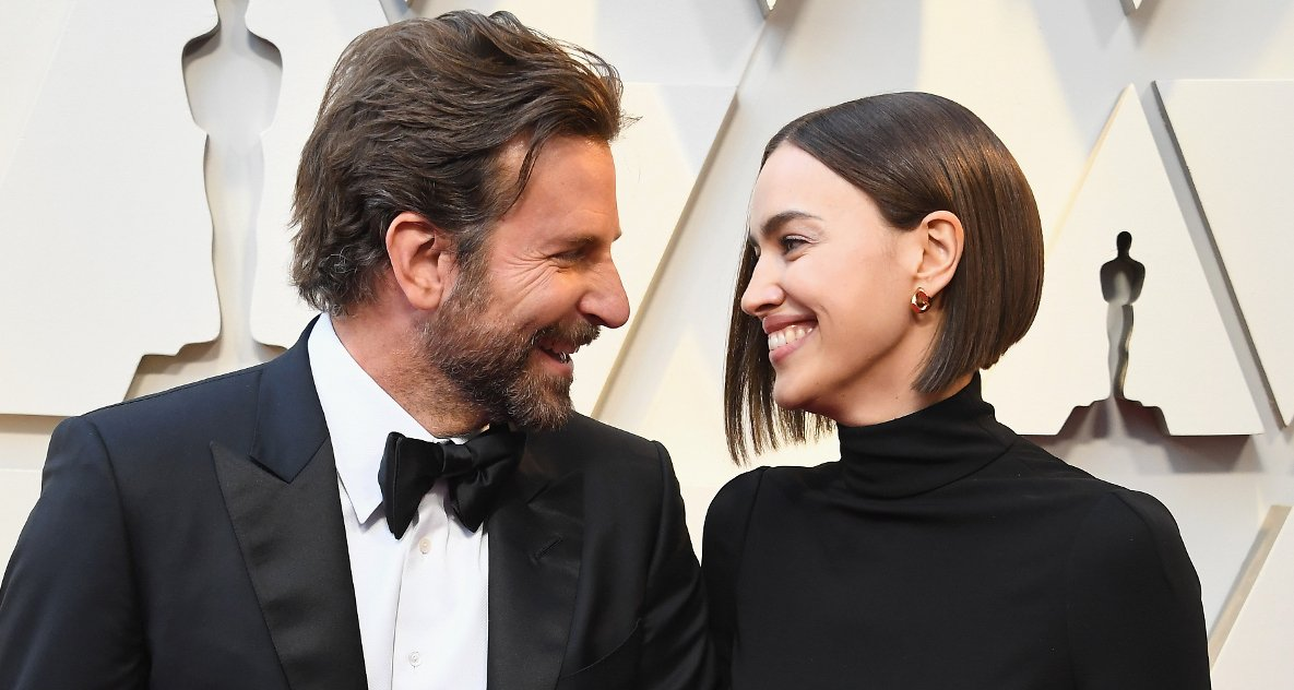 brad - Twitter Goes Wild After News of Bradley Cooper Split With Baby Mama.
