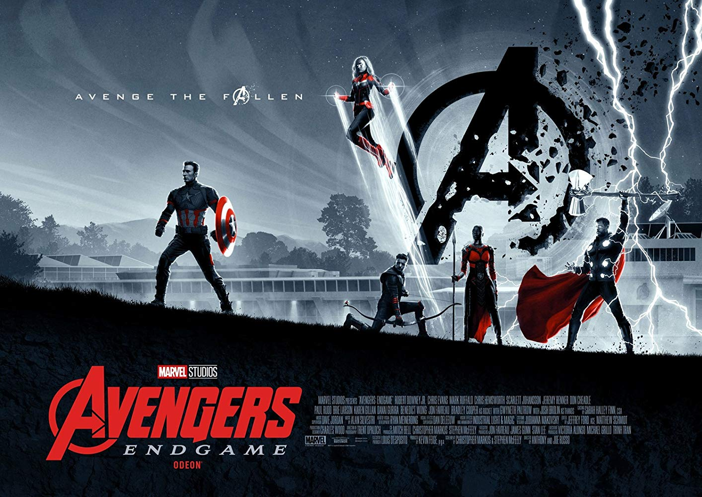 endgame - BREAKING: Avengers Endgame To Be RE-Released With Additional New Footage