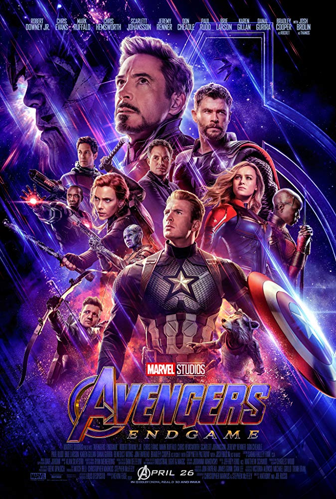 engame 1 - BREAKING: Avengers Endgame To Be RE-Released With Additional New Footage