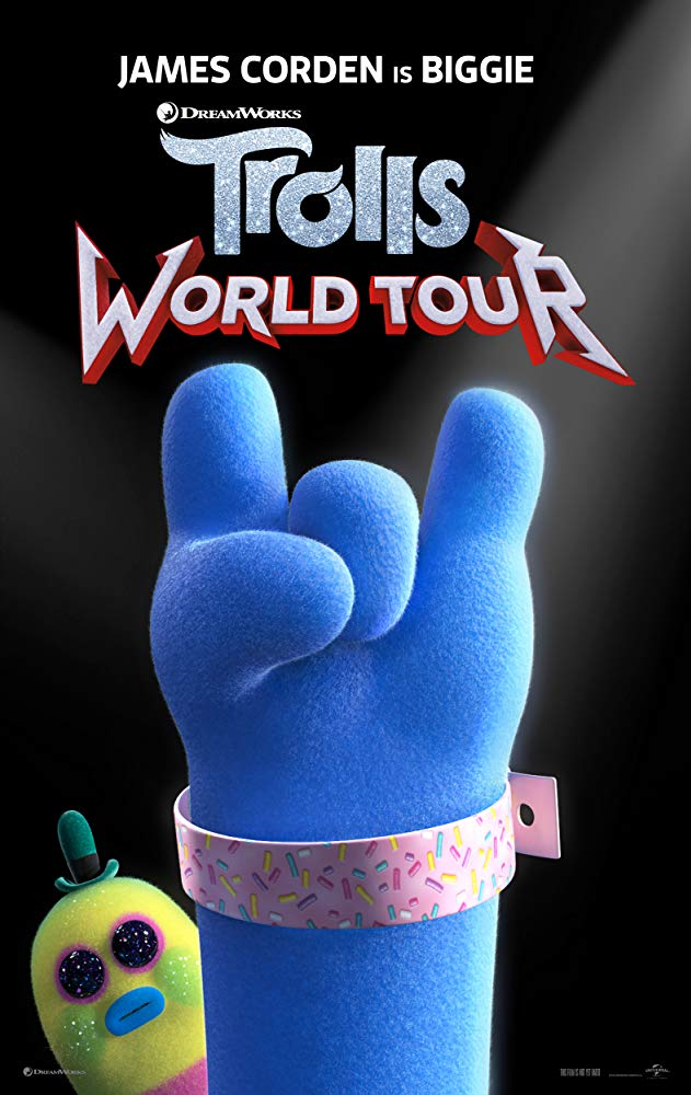 james t - Trolls 2 New Trailer is Here and its All Kinds of Music Except Afro Beats!