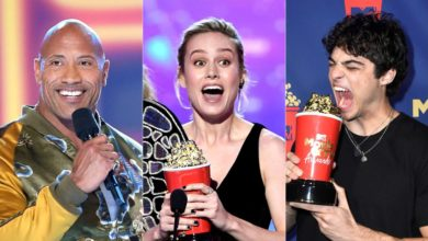 mtv 1 390x220 - MTV Movie and TV Awards 2019: Full List Of Winners and Highlights