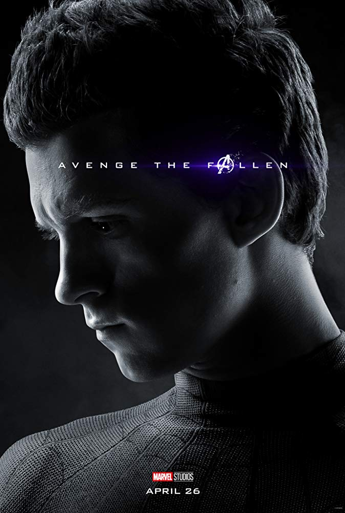 spidey - BREAKING: Avengers Endgame To Be RE-Released With Additional New Footage