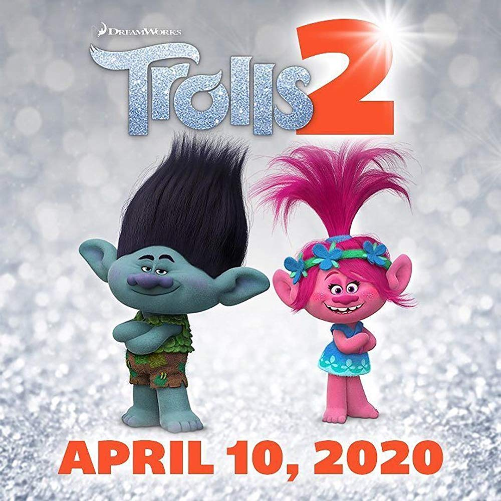 trolls 2.2 - Trolls 2 New Trailer is Here and its All Kinds of Music Except Afro Beats!