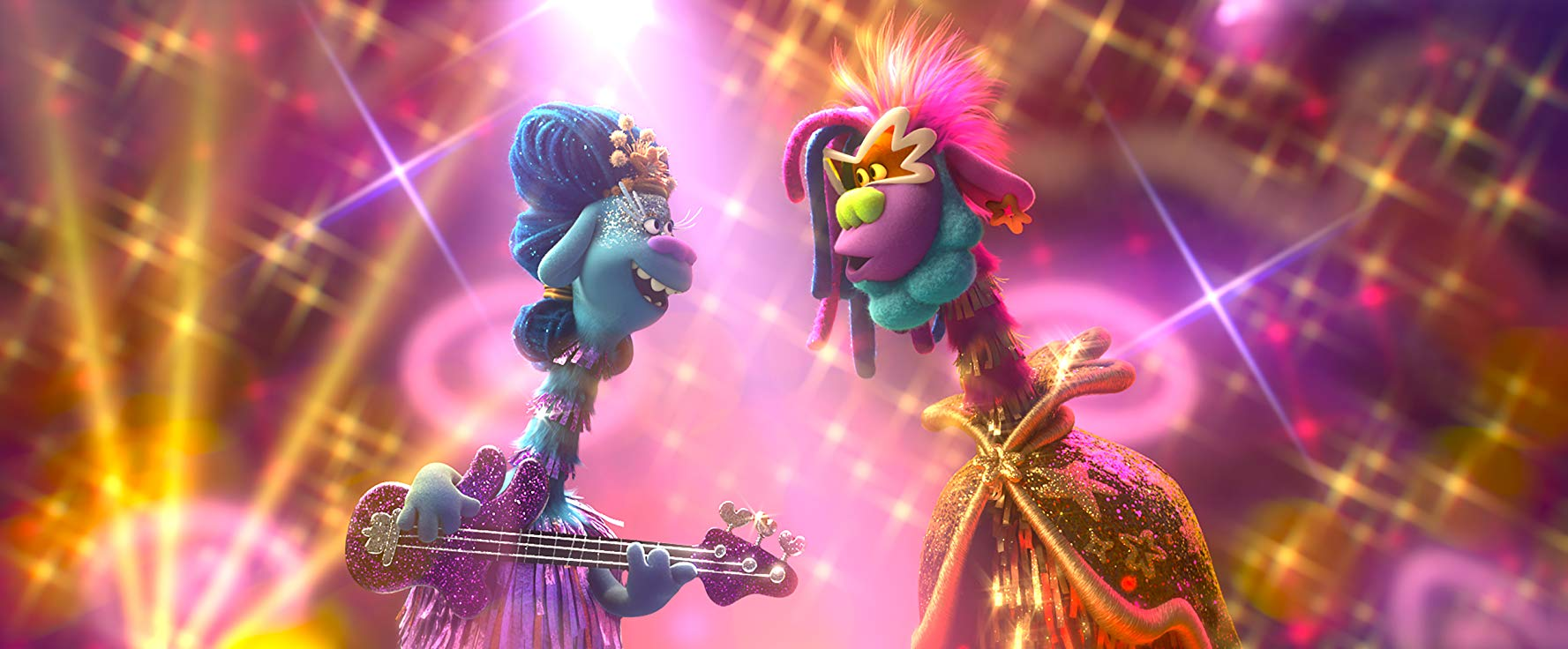 trolls 2 - Trolls 2 New Trailer is Here and its All Kinds of Music Except Afro Beats!