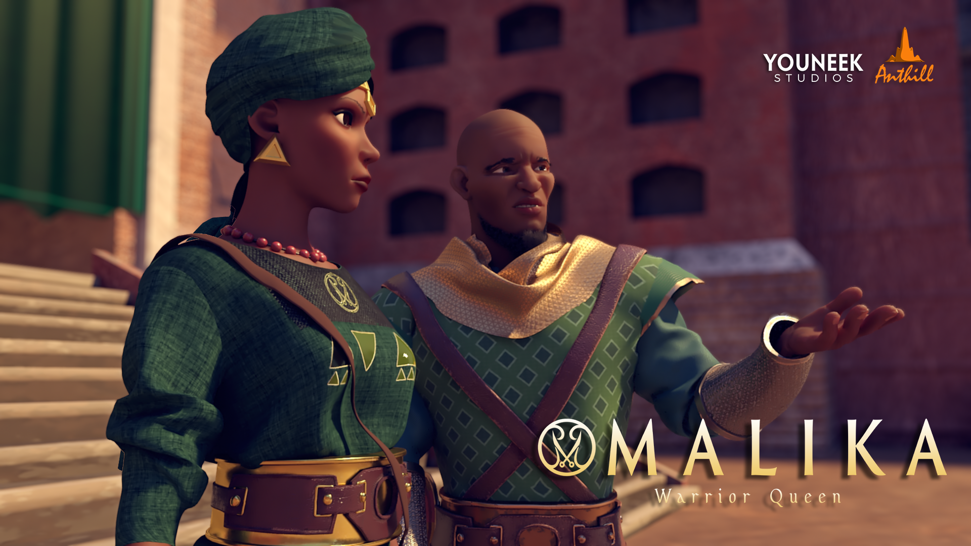 2 - From Comic Strip to Animation: Read Full Malika Story + Budget Details Exclusives
