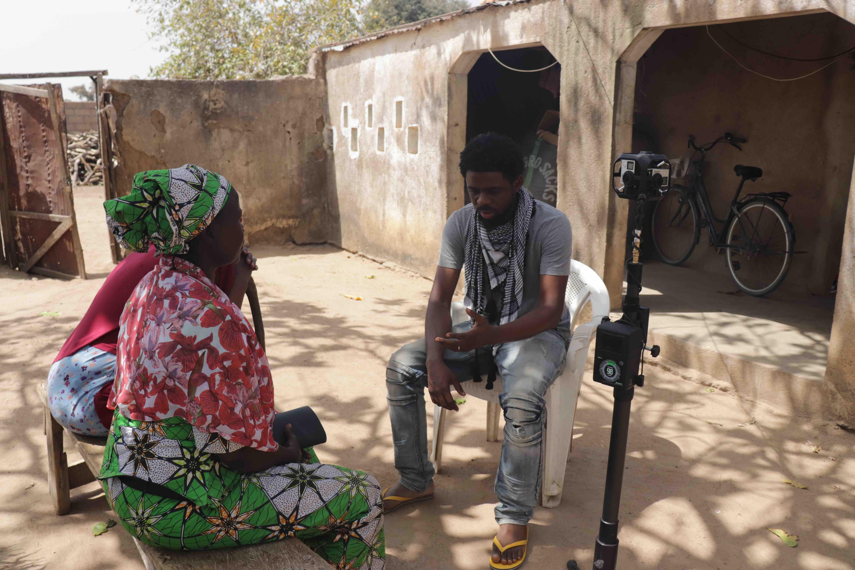 IMG 3293 - Virtual Reality Filmmaker Joel Benson Enters Venice 76th Film Festival Competition 2019