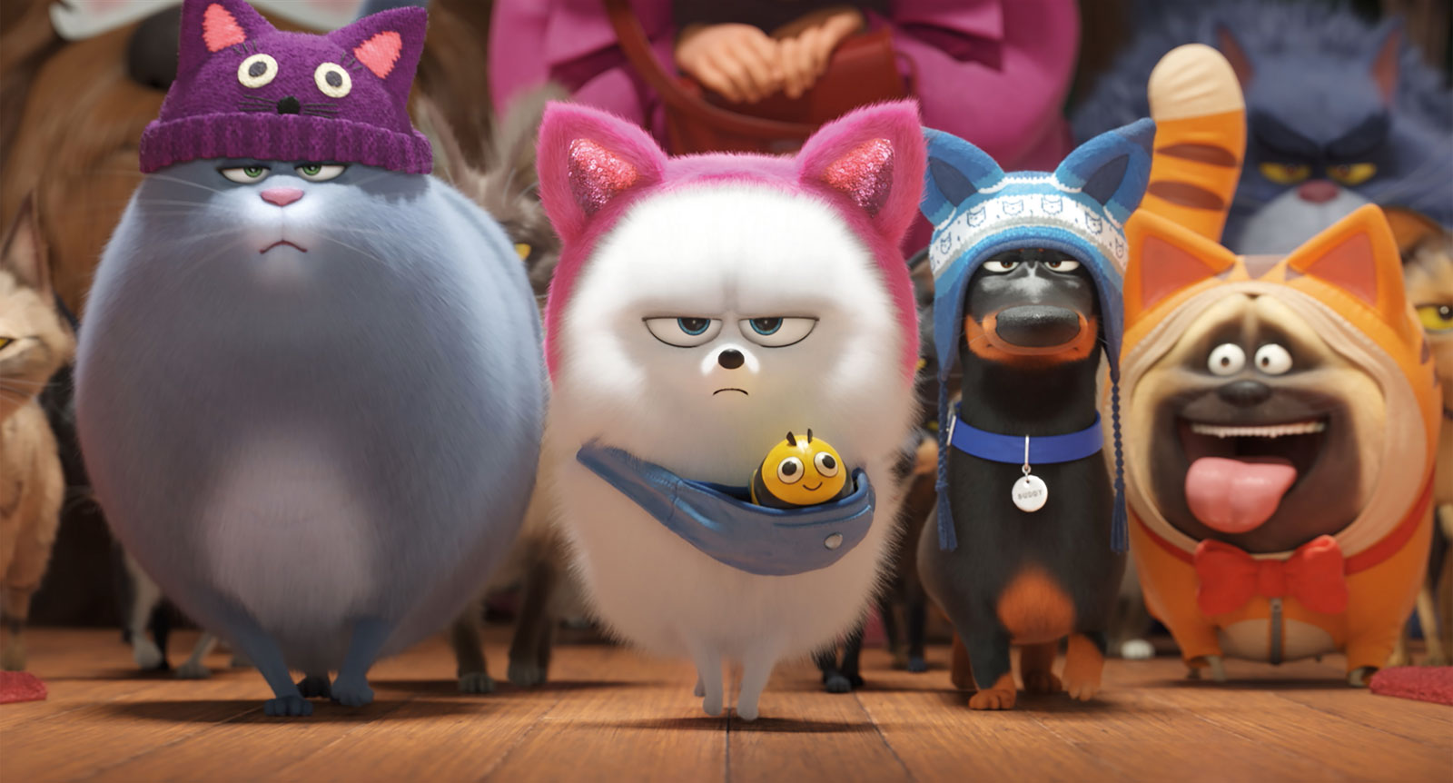 slop 2 - Secret Life of Pets Debuts Woefully, Blockbuster Countdown Begins For Bling Lagosians +Top 5 Box Office.