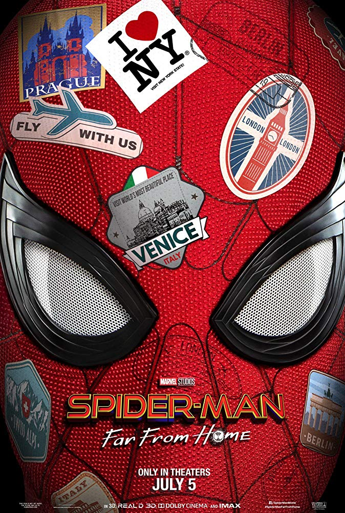 spd 2 - SpiderMan Far From Home Pockets 92 Million Naira + Top 5 Nollywood Box Office