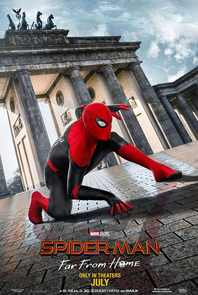 spidey 3 - SpiderMan Far From Home Pockets 92 Million Naira + Top 5 Nollywood Box Office