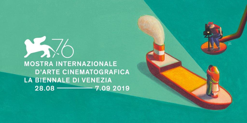 vf - Virtual Reality Filmmaker Joel Benson Enters Venice 76th Film Festival Competition 2019