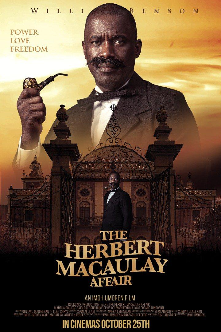 herb 1 - The Herbert Macaulay Affair: Plot, Release Date and Everything We Know