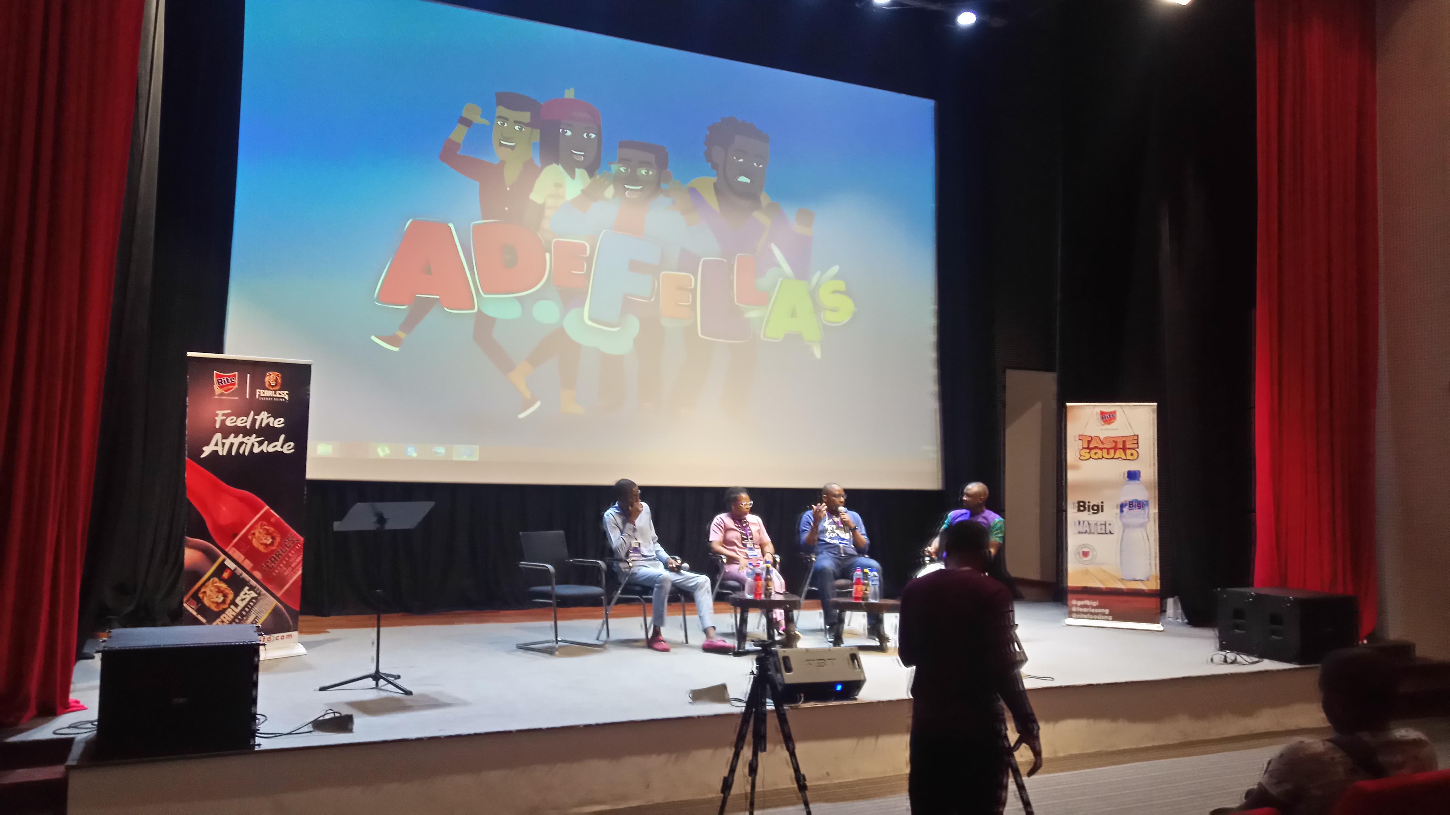 IMG 20190920 134724 3 - What We Saw at Lagos Comic Con 2019: Malika, Ratnik, Hero Corp & Joker