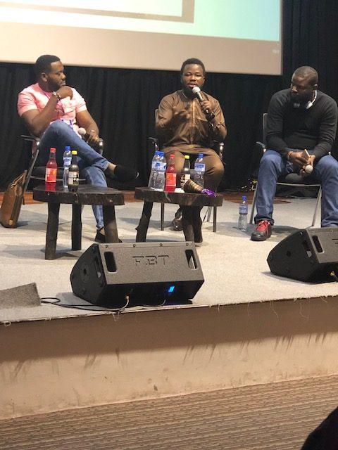 IMG 8915 e1569331547230 - What We Saw at Lagos Comic Con 2019: Malika, Ratnik, Hero Corp & Joker