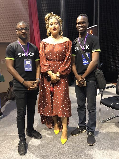 IMG 8934 - What We Saw at Lagos Comic Con 2019: Malika, Ratnik, Hero Corp & Joker