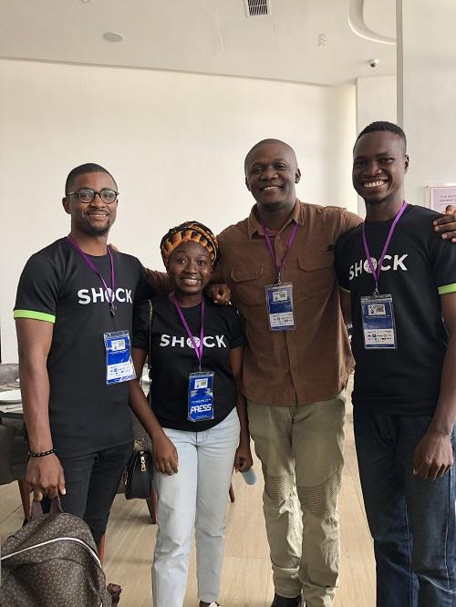 IMG 9023 - What We Saw at Lagos Comic Con 2019: Malika, Ratnik, Hero Corp & Joker