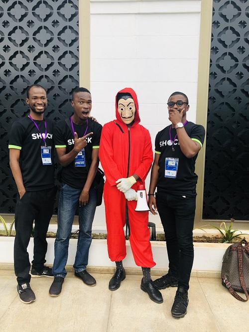 IMG E9130 8 - What We Saw at Lagos Comic Con 2019: Malika, Ratnik, Hero Corp & Joker