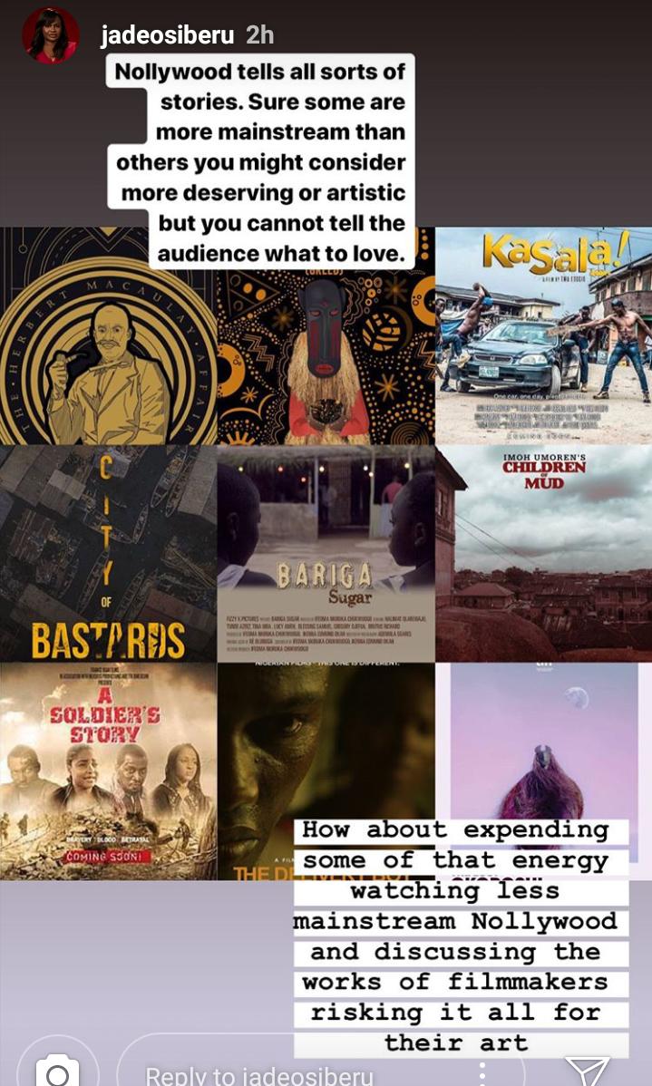 Screenshot 20190925 143133 1 e1569591177463 - Nollywood TweetStorm: What You Missed, Details Breakdown and Key Takeaways!