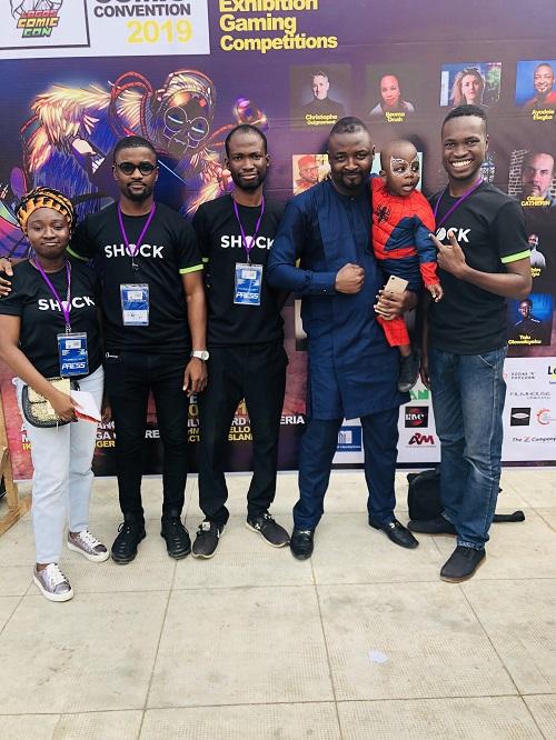 unnamed - What We Saw at Lagos Comic Con 2019: Malika, Ratnik, Hero Corp & Joker
