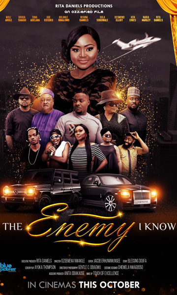 eneposter - Elevator Baby Tops Nollywood Box Office Films with 4.5 Million Weekend Gross