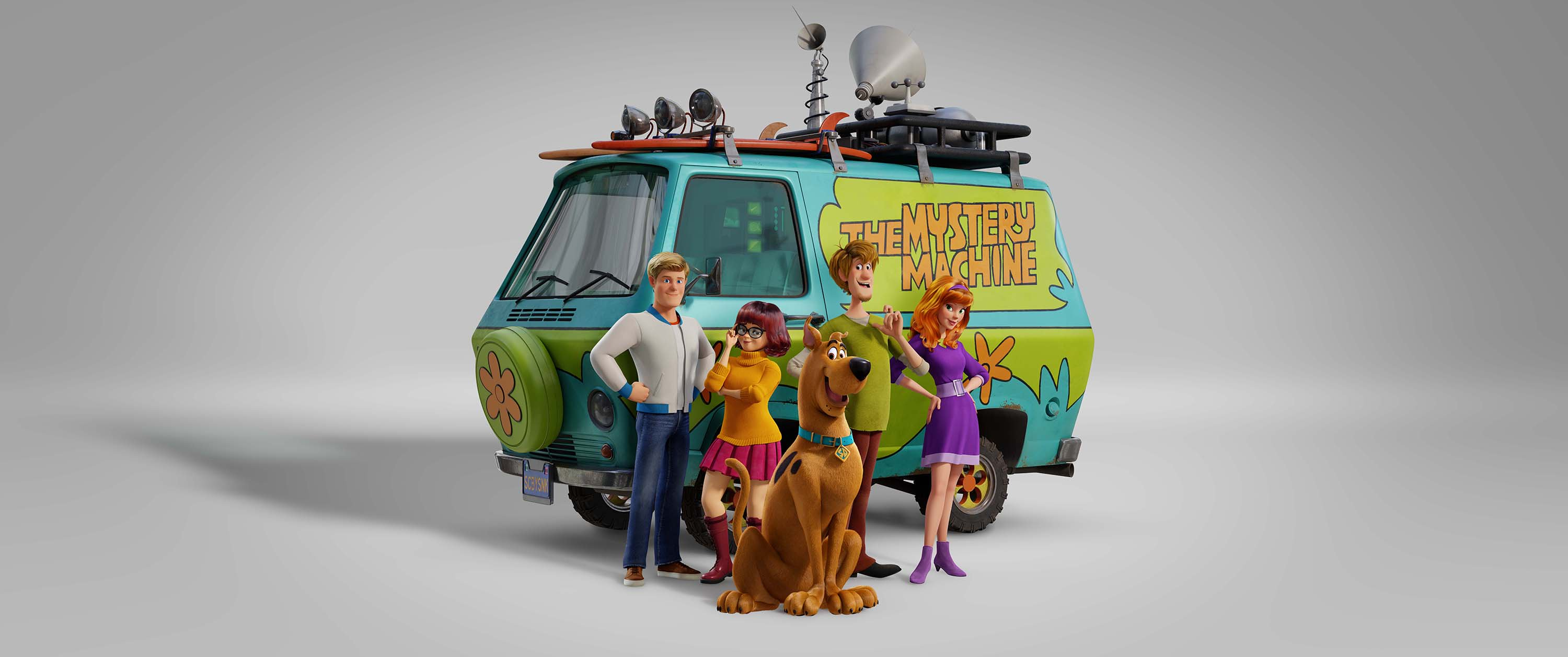 1 - The Reboot of Scooby-Doo in 3D is Coming! - Images, Trailer and Debut Details Revealed