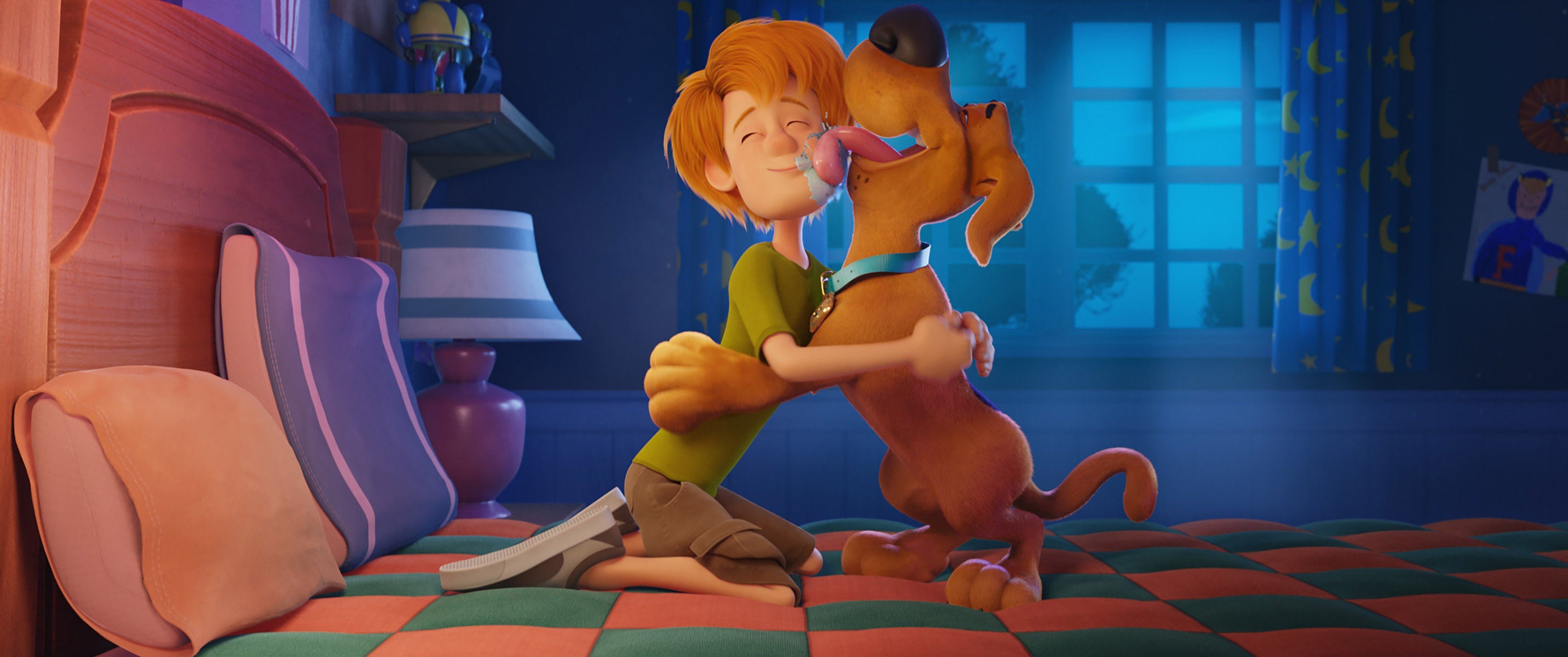 4 - The Reboot of Scooby-Doo in 3D is Coming! - Images, Trailer and Debut Details Revealed