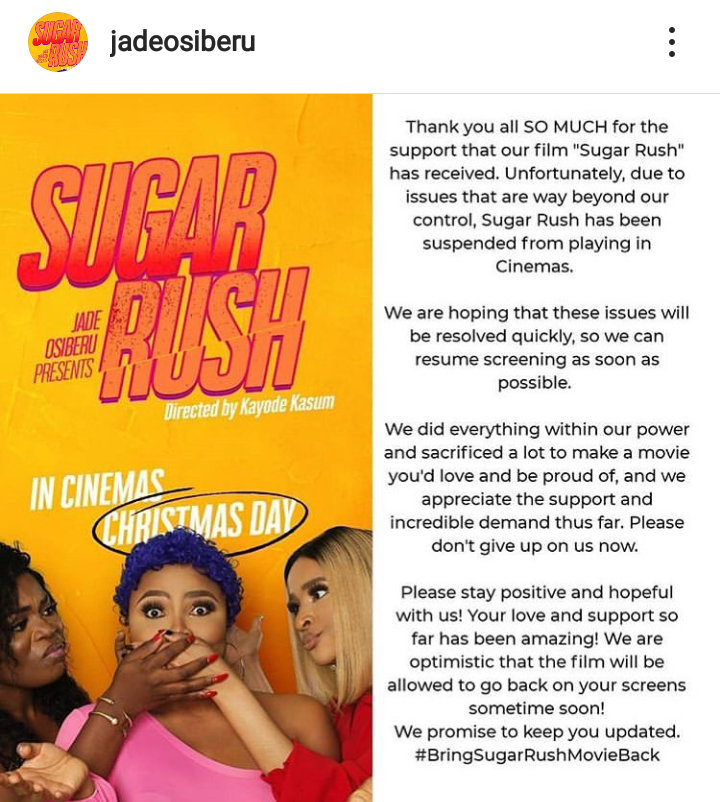 Screenshot 20200113 002259 - Sugar Rush Movie Faces Creative Re-Edits and it's Awful