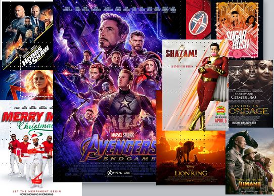 blow me - Top 10 Biggest Box Office Opening Titles in Nigeria 2019!