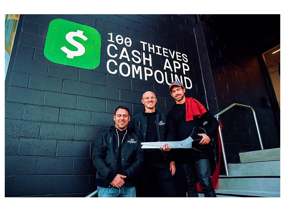 cut 6 - 100 Thieves Unveils Sleek Studio Facility