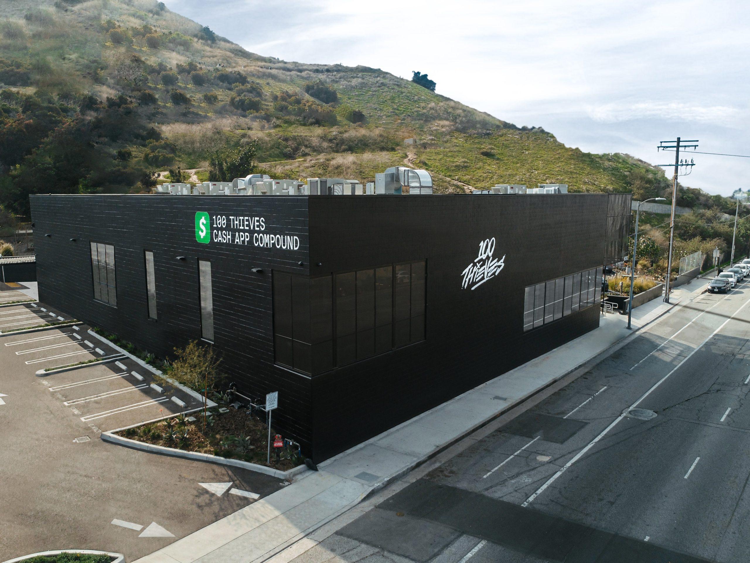 cut 8 scaled - 100 Thieves Unveils Sleek Studio Facility