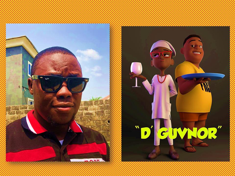 gb 1 - How Gbenga Ajetomobi Earns Money with Animation