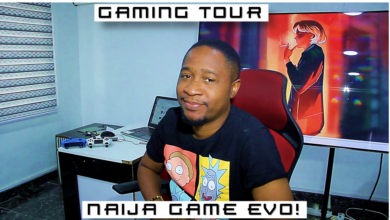 Shola Gmae evo 390x220 - Gaming Tour with Shola Adenipebi, Founder of Naija Game Evo