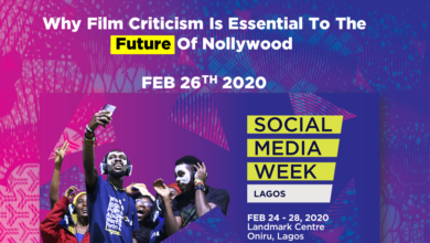 Slide10 390x220 - SMW Lagos: Panel Members Revealed For Nollywood and Criticism Session