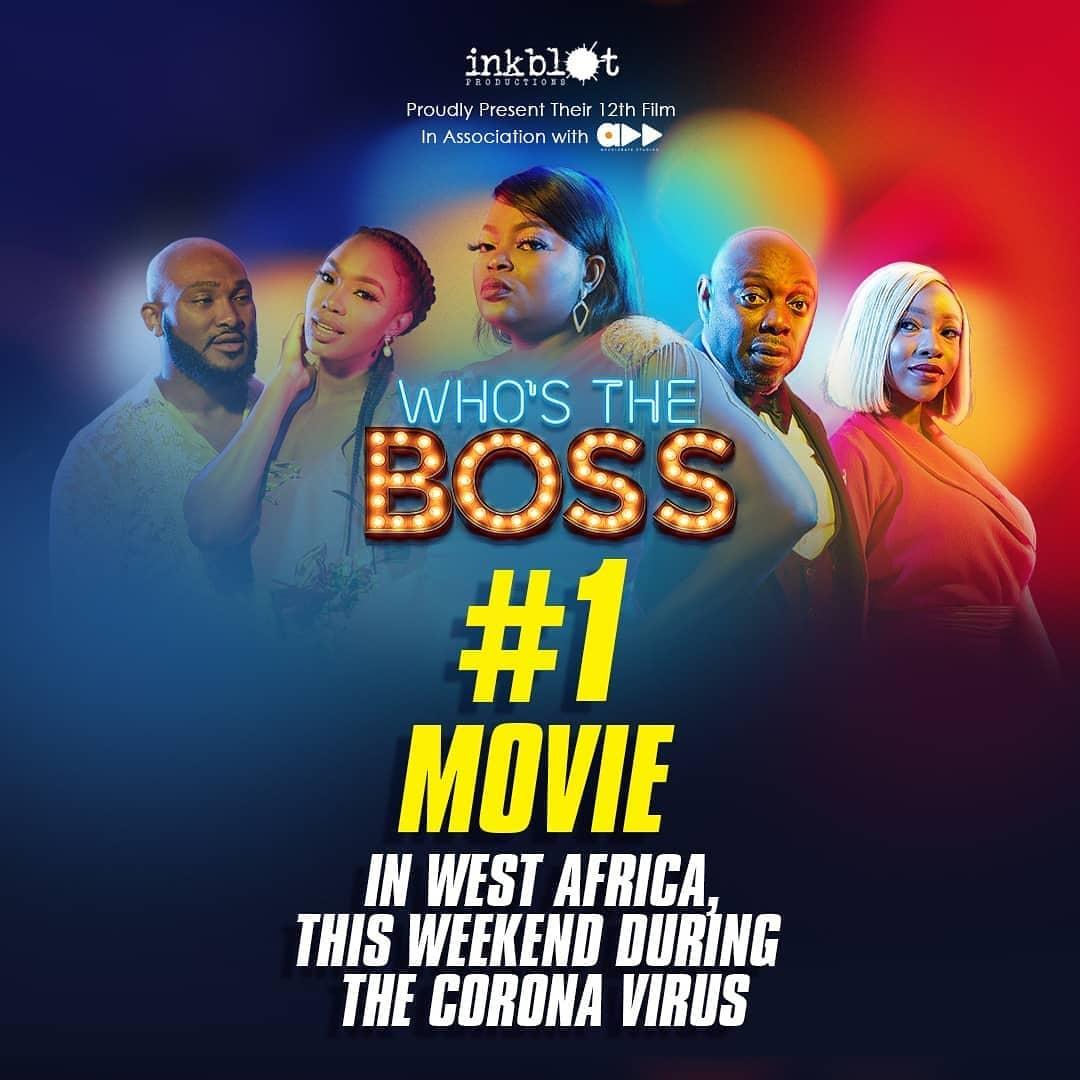 88968608 134642604728141 8387120121714471769 n - Who's The Boss Opens N10 Million amidst Corona Virus Panic