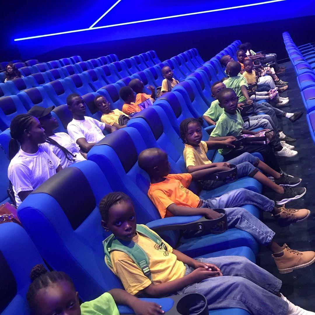 cinema sky - The Risk of Doing Film Business in Nigeria