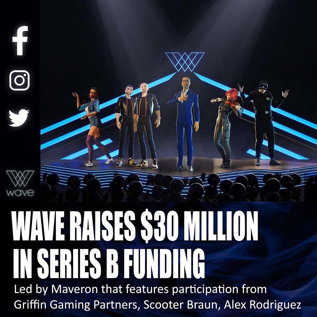wave vr - Wave: Music VR Platform gets $30 Million Funding
